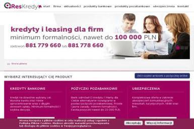 ResKredyt - Pożyczki Prywatne Rzeszów