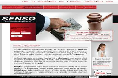 Biuro Windykacji Bezpośredniej SENSO - Skup Długów Katowice