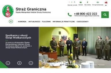 Śląsko - Małopolski Oddział Straży Granicznej - Remonty Starych Domów Racibórz