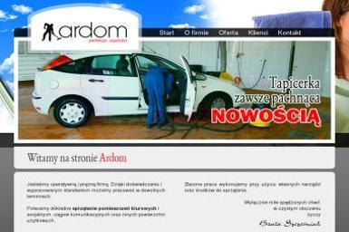 Ardom - Malarz Podkowa Leśna