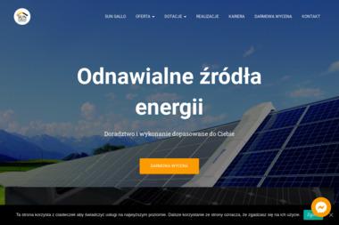 Sun Gallo - Montaż Kolektorów Słonecznych Łódź