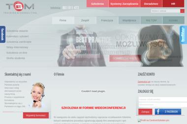 TQM Training & Consulting Polska sp. z o.o. - Doradca Techniczny Warszawa
