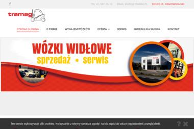 P.P.U.H. TRAMAG Grażyna Gola - Wózki widłowe Kielce