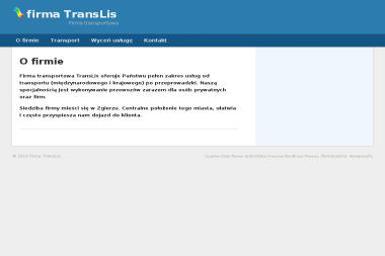TransLis - Elektryk Zgierz