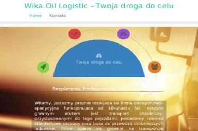 33Wika Oil Logistic Sp. z o.o. - Firma transportowa Mszana Dolna