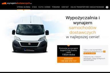 """FIRMA HANDLOWA """" ALFA """" GRZEGORZ PIEKUT - Firma transportowa Tczew"""