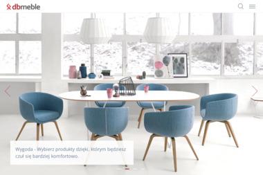 DB Meble Beata Rokicka - Wyposażenie firmy i biura Kraków