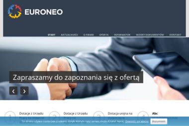 EURONEO Anna Woźniak - Biznes plan Kalisz