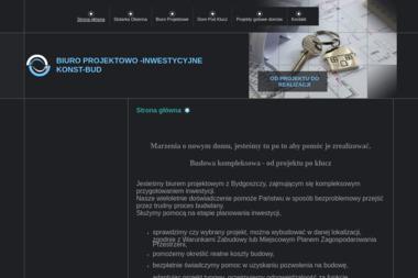 Biuro Projektowo-Inwestycyjne Konst-Bud - Pokrycia dachowe Bydgoszcz