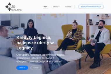 ATS-Konsulting Sławomir Turza - Doradztwo, pośrednictwo Legnica