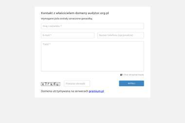 Audytor.org.pl - Biznes Plan Kawiarni Wrocław