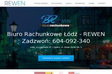 BIURO RACHUNKOWE REWEN24.pl SP. Z O.O. - Biuro rachunkowe Łódź