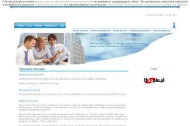 Centrum Finansowe 24 - kredyty, ubezpieczenia - Biuro rachunkowe Cieszyn