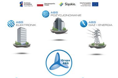 Grupa ABS Adrian Sadowski - Strony internetowe Olsztyn