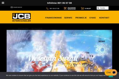 Interhandler Sp. z o.o. - Wynajem wózków widłowych Toruń
