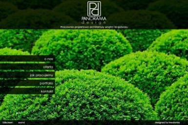 PANORAMA DESIGN - Projektowanie Ogrodu Legionowo
