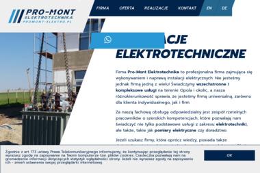 Pro-Mont - Studnie głębinowe Opole