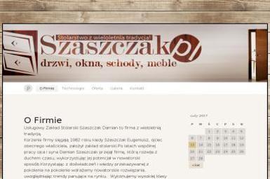 Stolarstwo export-import P.U.H. Damian Szaszczak - Okna Poniec