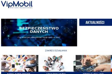 Vip-Mobil - Obsługa Informatyczna Firm Góra