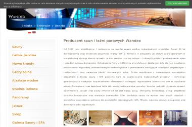 PPH WANDEX Centrum Sauny - Rury Miedziane Gdańsk