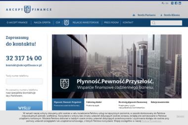 Akcept Finance - Faktoring Mysłowice