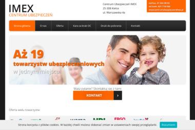 IMEX - Ubezpieczenia na życie Kielce