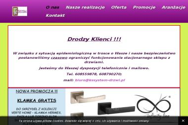 KS_System PHU - Drzwi Antywłamaniowe Ząbki