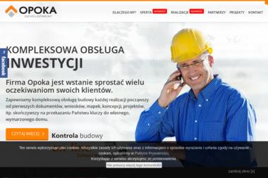 """""""OPOKA"""" - kompleksowa budowa domu - Budowanie Domów Dąbrowa Górnicza"""