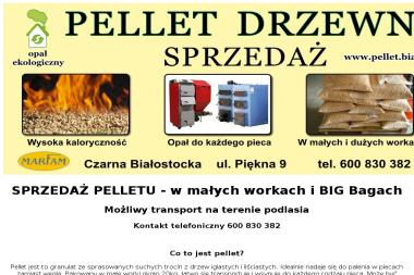 MARFAM s.c.Żurawska M. Żurawski J. - Sprzedaż Opału Czarna Białostocka