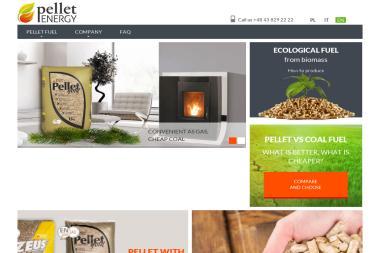 PELLET ENERGY Sp. z O.O. - Drewno kominkowe Błaszki