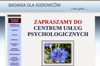 PSYCHOTESTY SZCZECIN. CENTRUM USŁUG PSYCHOLOGICZNYCH - Przeprowadzki Szczecin