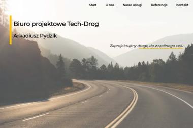 """""""Tech-Drog"""" Arkadiusz Pydzik - Firmy inżynieryjne Żyrardów"""