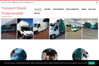 MK- TRANS Transport Słupsk-Przeprowadzki Słupsk - Firma transportowa Słupsk