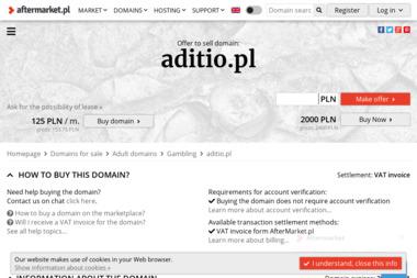 Aditio s.c. - Biuro rachunkowe Dąbrowa Górnicza