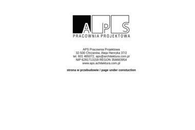 APS - Projekty Małych Domów Chrzanów