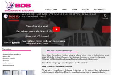 BDB- Biuro Doradztwa Biznesowego - Usługi Podatkowe Wieliczka