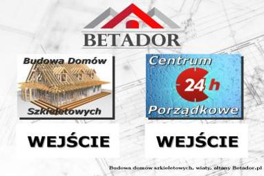 BETADOR - Domek Holenderski z Tarasem Niedźwiedź