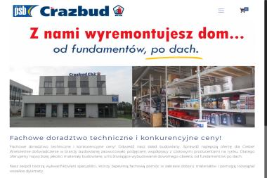 CRAZBUD1 - Skład drewna Modlnica