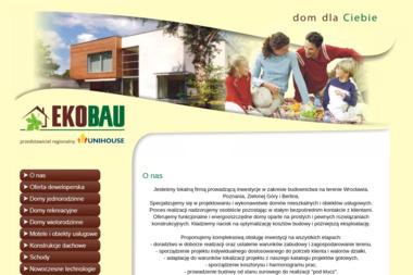 EKOBAU - Instalacje sanitarne Zielona Góra