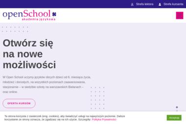 Open Business Academy Katowice - Szkoła językowa Katowice
