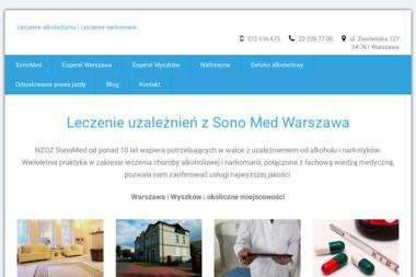 Sono Med - Terapia uzależnień Warszawa