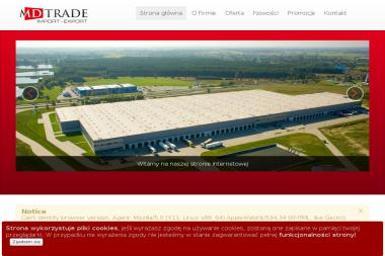 MD TRADE - Gastronomia Katowice