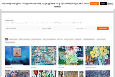 Atrium - Touch of Art - Agencja interaktywna Wałbrzych