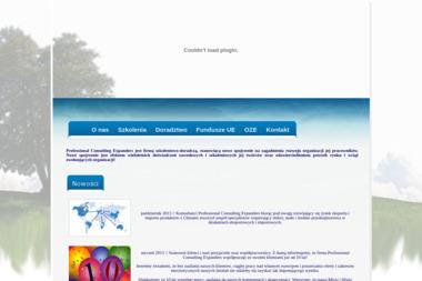 Professional Consulting Expanders - Warzywa Warszawa