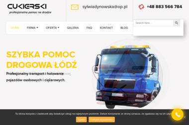 Jakub Cukierski Auto-Hol - Transport samochodów Łódź