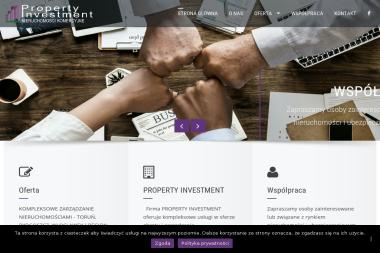 Property Investment - Ubezpieczenia na życie Toruń