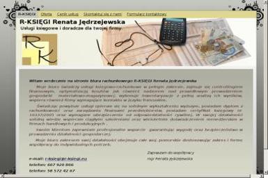 R-KSIĘGI Renata Jędrzejewska - Firma audytorska Gościcino