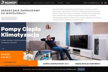 Scanpol Construction Sp. z o.o. - Klimatyzacja Piwniczna-Zdrój