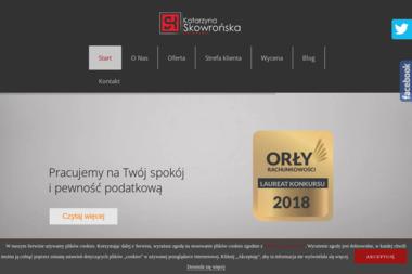 KATARZYNA SKOWROŃSKA - Porady księgowe Wrocław