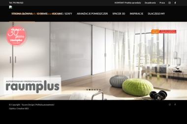 TucanoDesign-Raumplus Showroom Opole - Szafy Wnękowe Opole